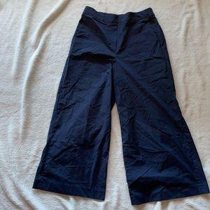 Babaton Manila wide leg pants in navy
